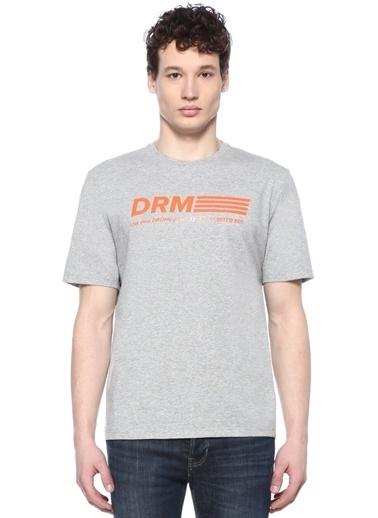 Drome Tişört Gri
